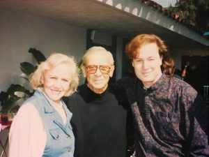 Chris Mann, Norman Fell, Audra Lindley