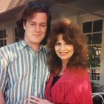 Chris Mann and Ann Wedgeworth