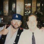 John Ritter and Chris Mann - previously unpublished