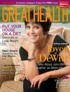Joyce DeWitt Great Health