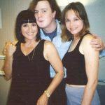 Joyce de Witt, Chris Mann, Priscilla Barnes