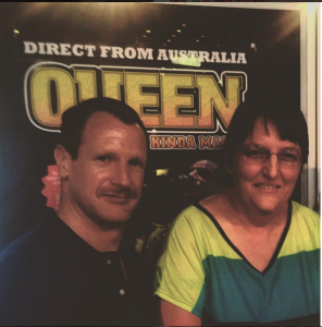 Queen Magic - Giles Taylor and I