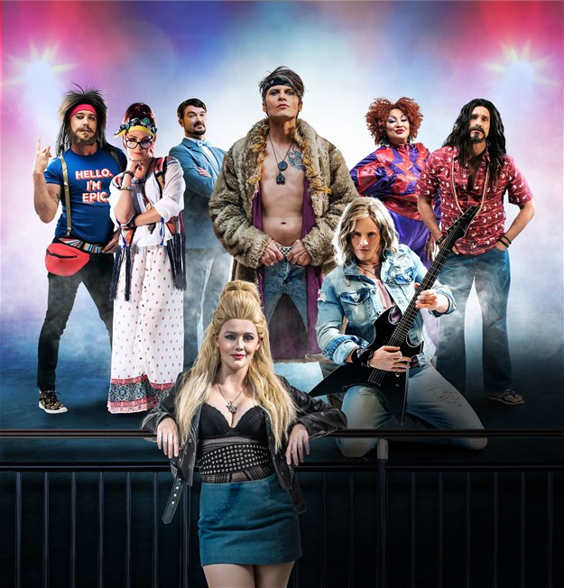 Rock of Ages – It's the Final Countdown!
